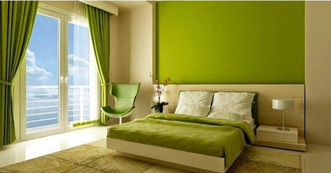 راهنمای رنگ اتاق خواب