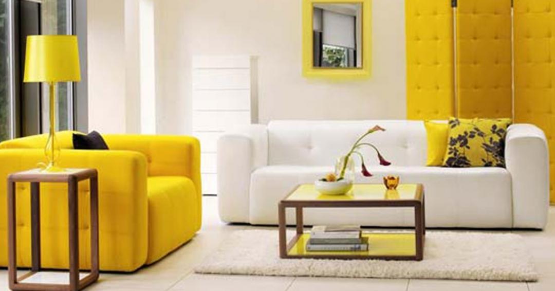 رنگ های مناسب برای دکوراسیون اتاق نشیمن