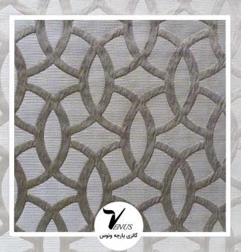پارچه مبلی ترک اویپک | طرح مریت رنگ بژ سدری