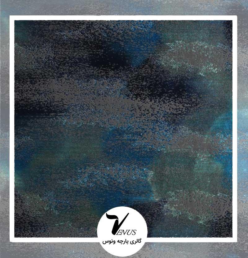 پارچه مبل | گائودی آبی طرح شماره 6