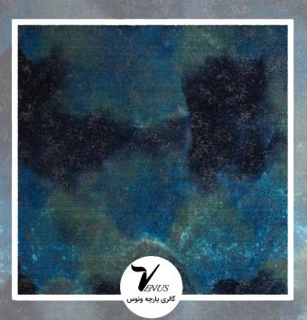پارچه مبل | گائودی آبی طرح شماره 11