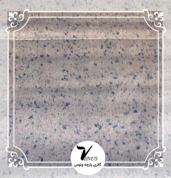 پارچه مبلی ترک | طرح مایا رنگ آبی خاکستری 8